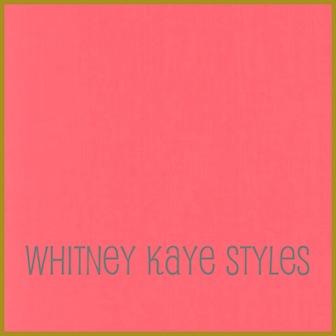 Whitney Kaye Styles