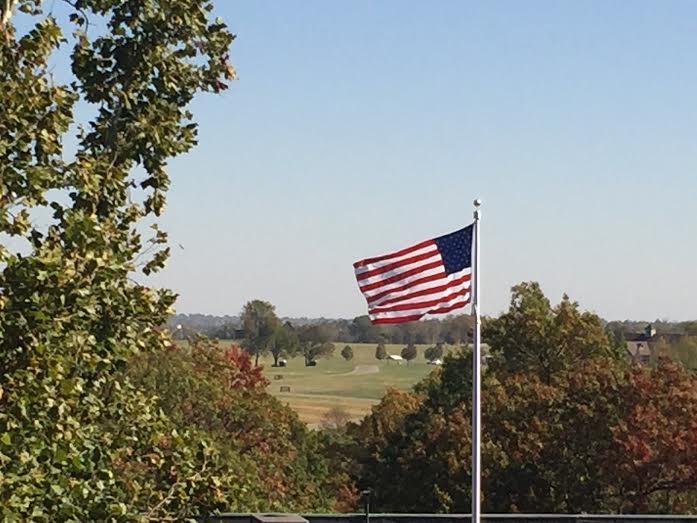 Keeneland Flag