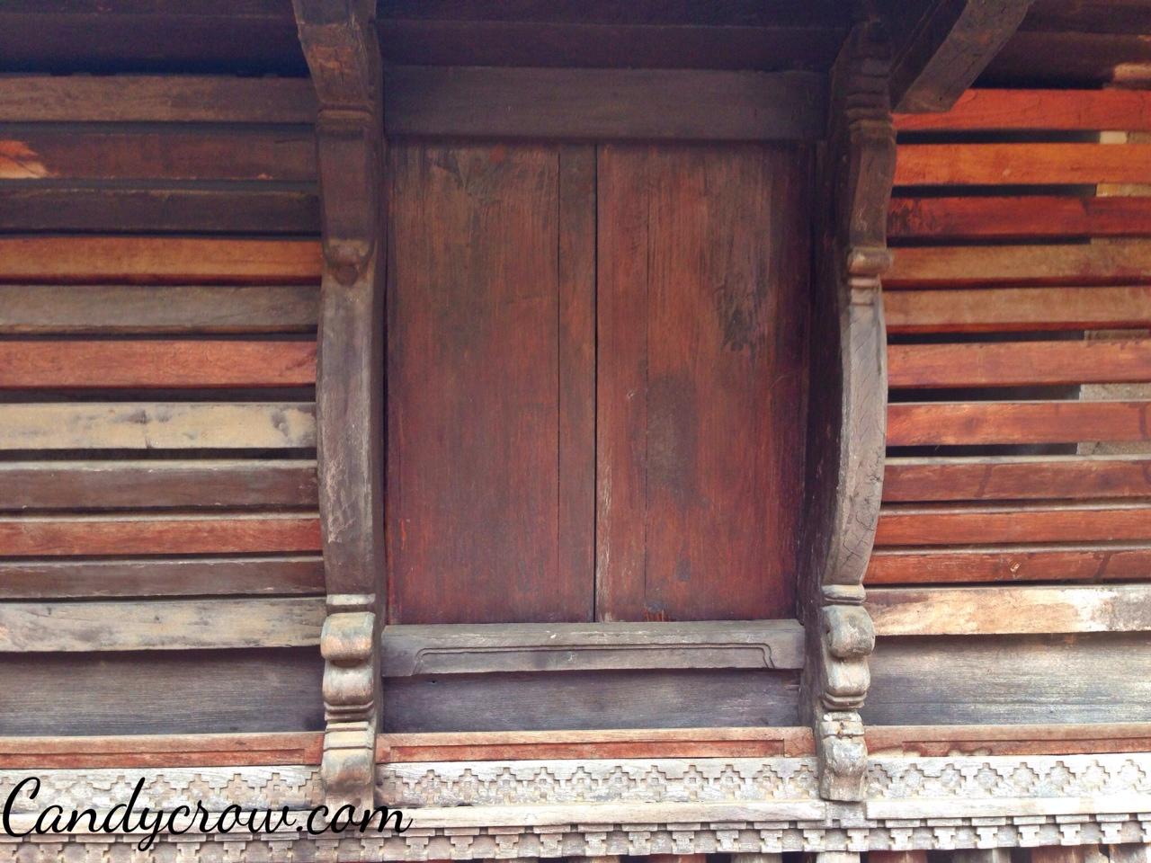 Padmanabhapuram palace :