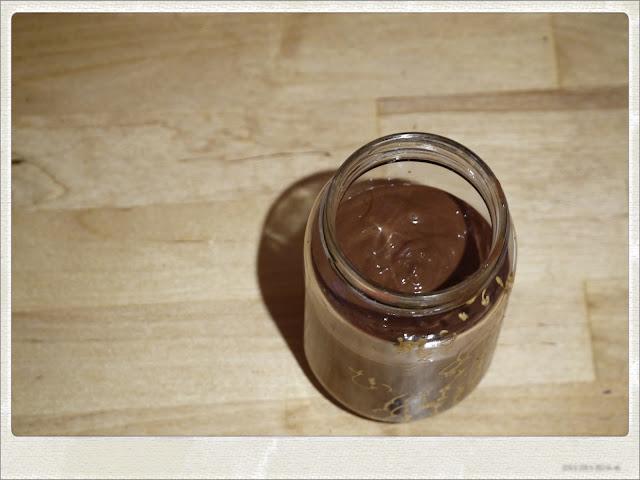 recette pâte tartiner chocolat maison