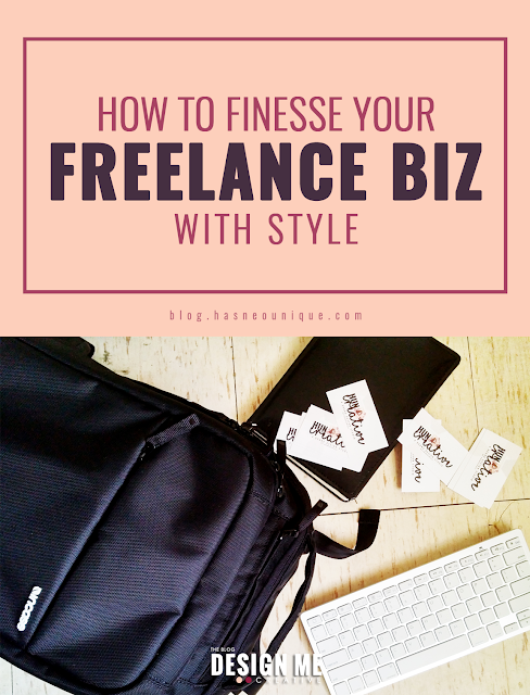 finesse your freelance biz with style