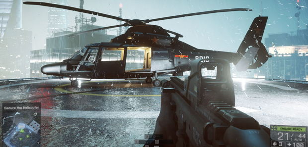 Battlefield 4 PC Patch Fixes Crashes Reduces Lag & More