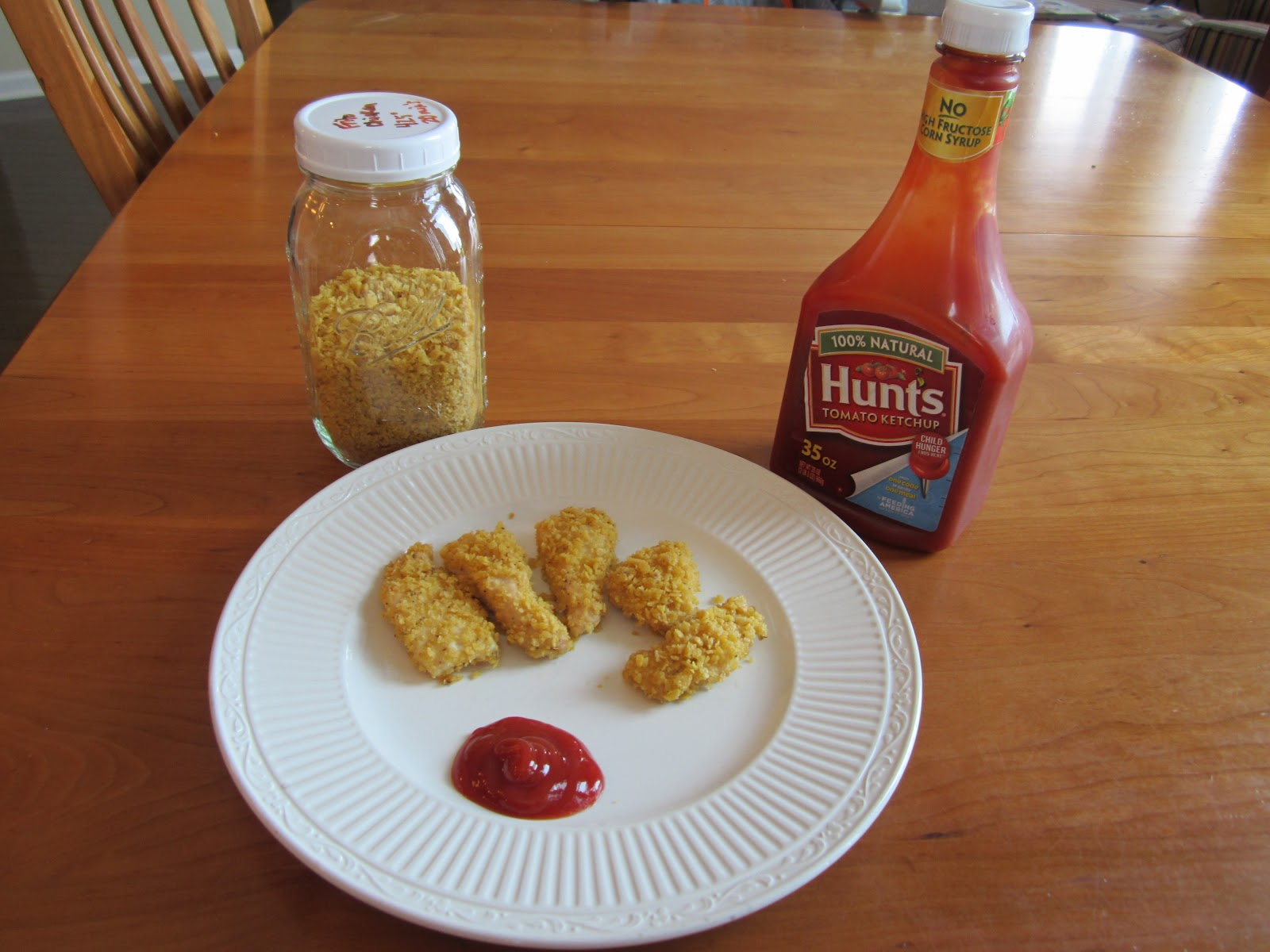 all natural recipes chicken tenders feingold stage 1
