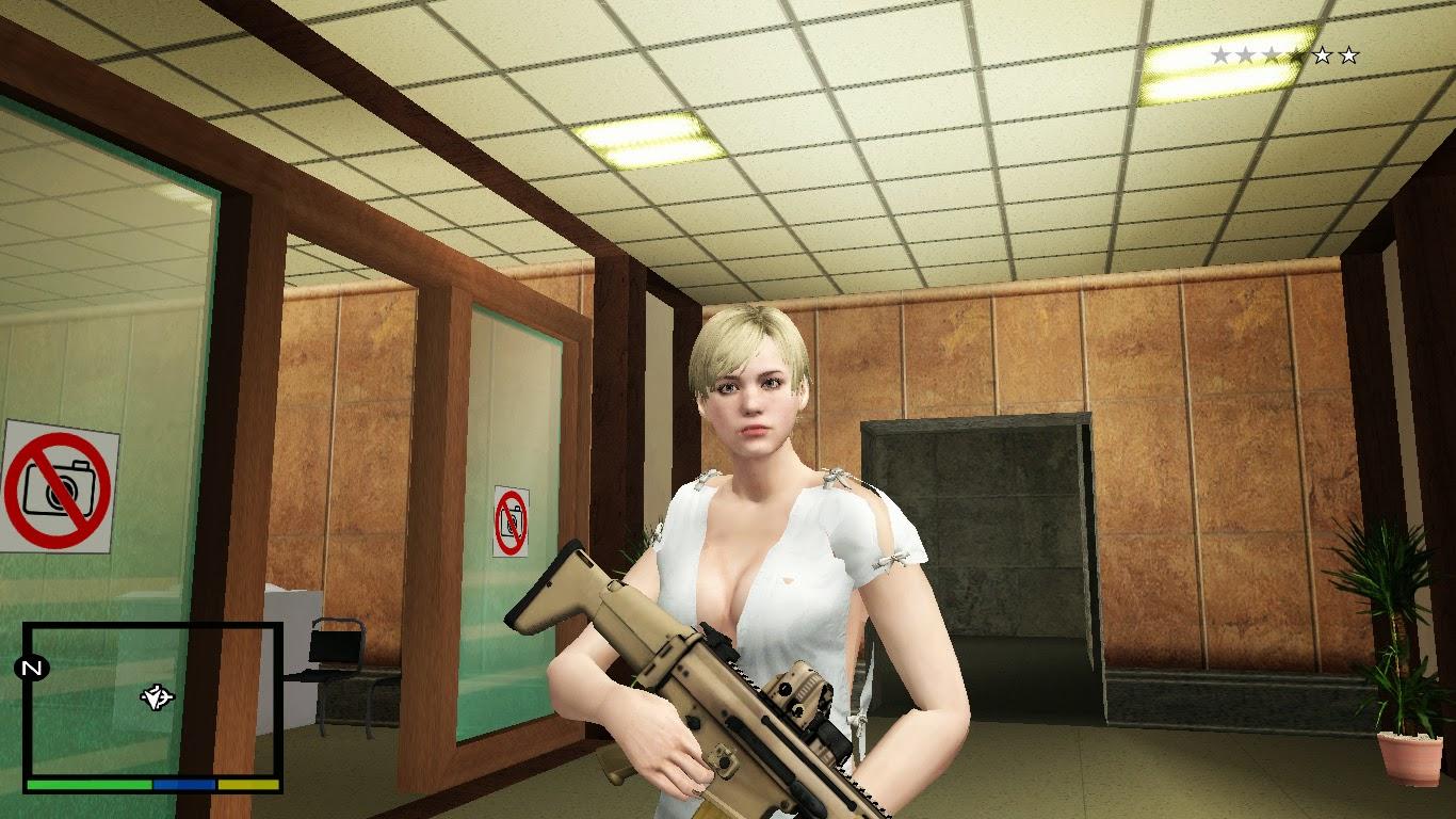 Resident Evil 6 Sherry Hospital Hospital resident evil 6Resident Evil 6 Sherry Dat Ass