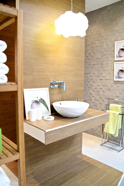 Perfect Home Bathroom Projects by Ana Antunes at Leroy  ~ Revestimento Para Quarto Leroy Merlin