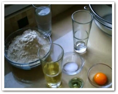Слоеное тесто для чебуреков видео
