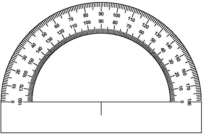 circular protractor template - paper protractors to print search results calendar 2015