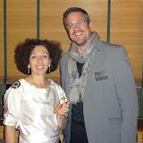 14 juin 2014: avec Maya Selva (Flor de Selva - Villa Zamorano - Cumpay)