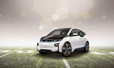 BMW va promova modelul electric BMW i3 în timpul Super Bowl XLIX