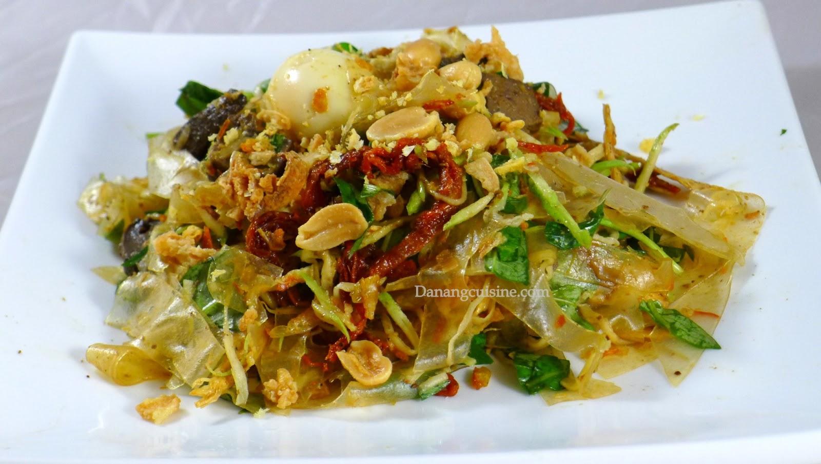 Bánh tráng trộn – Rice Paper Salad by Helen | su84su