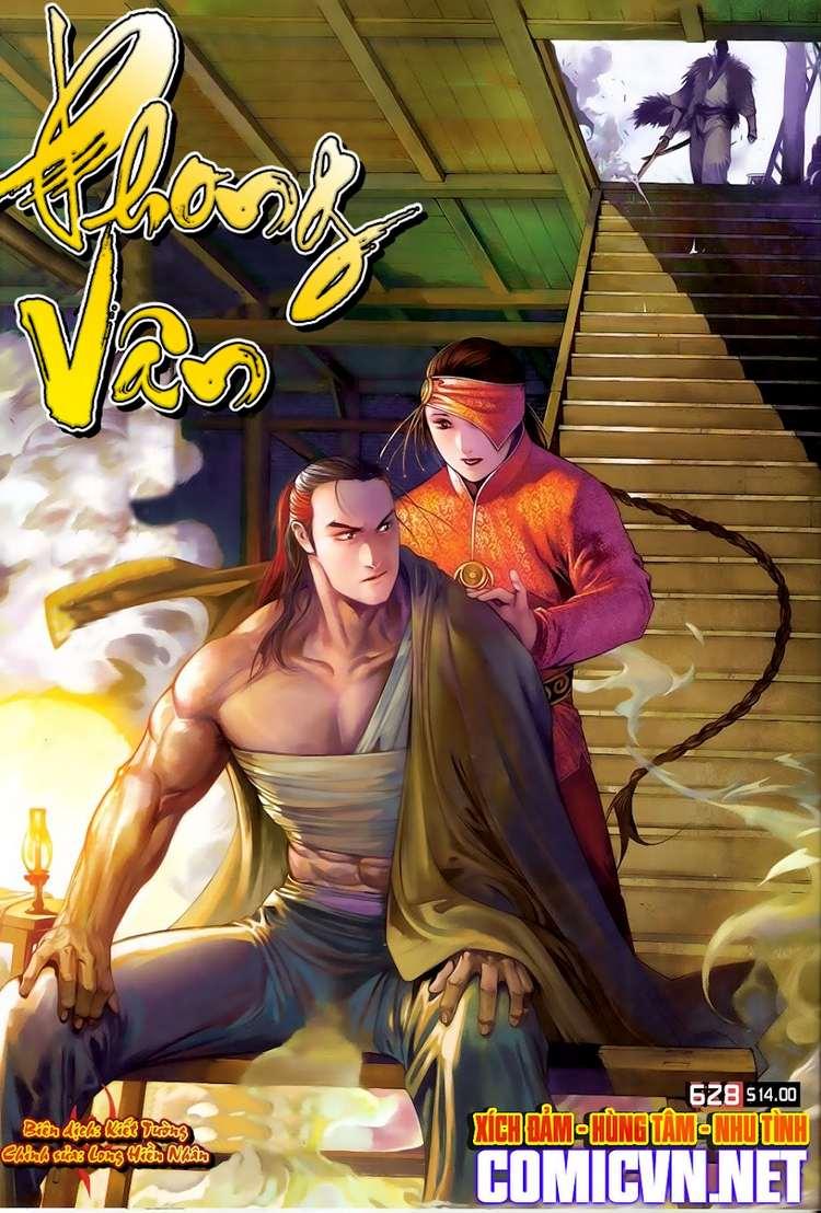 Phong Vân chap 628 Trang 1 - Mangak.info