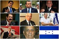 Constitución maltratada de Honduras