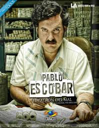 Pablo Escobar Capitulo 106 el Patron del Mal (En HD)Caracol