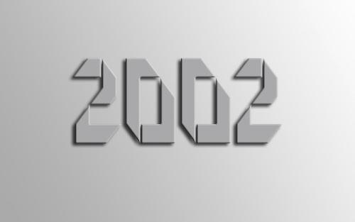 المذكرات الوزارية لسنة 2002
