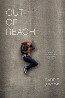 book cover of Out Of Reach by Carrie Arcos