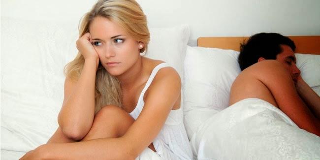 Penyebab Pria Tidak Mau Berhubungan Intim