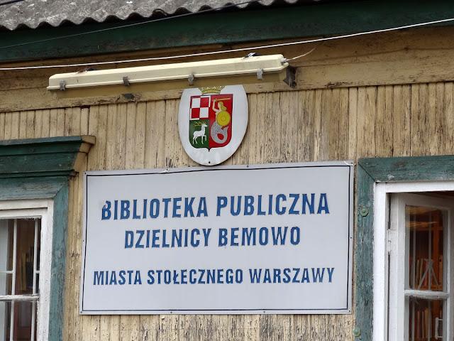 Biblioteka Publiczna na osiedlu Przyjaźń