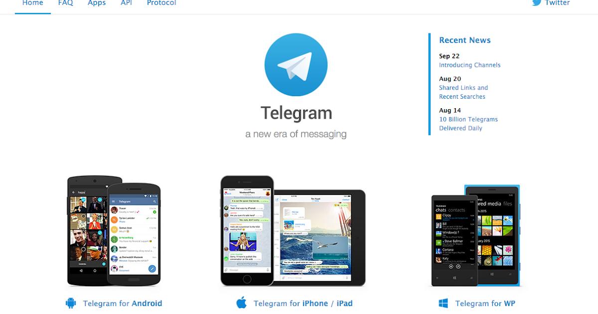 隱私理想主義者最愛的安全即時通訊軟體 Telegram