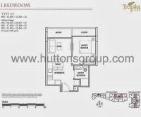 Floor Plans 1RM