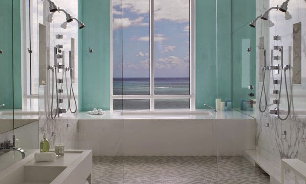 kamar mandi villa