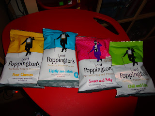 Lord Poppington Popcorn