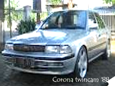 1983 Toyota Corona 1600 Twin Cam GT related infomation,specifications
