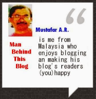 Man Behind The Blog