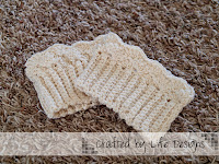 Two Ways Boot Cuffs