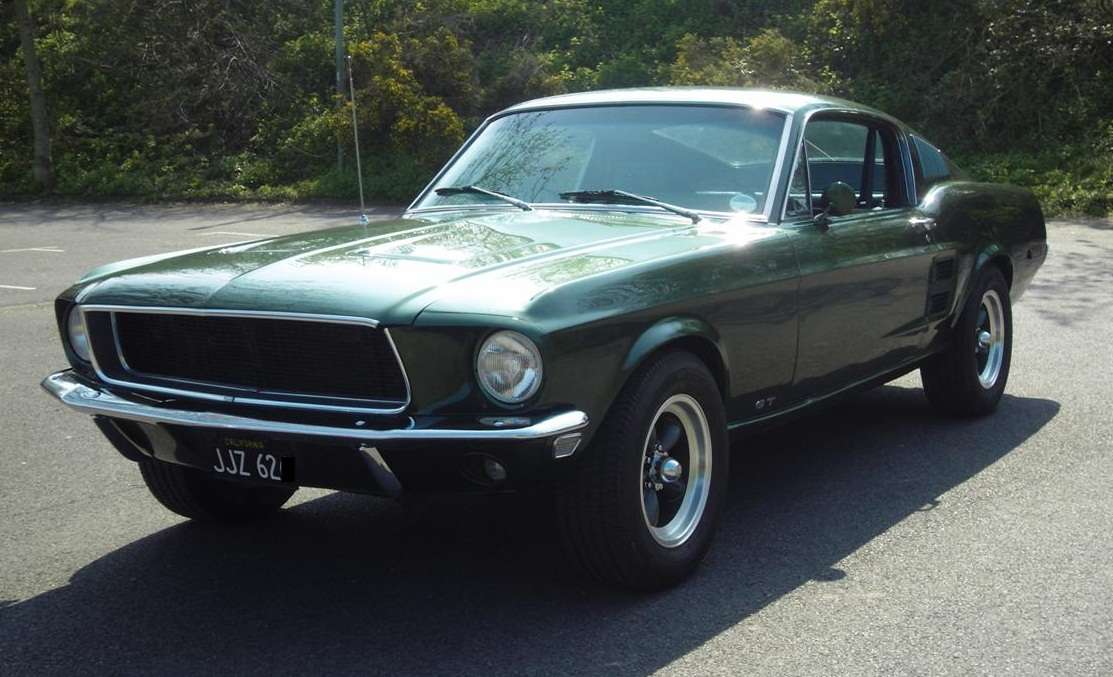The Hottest Muscle Cars In The World Stories In Film Of The