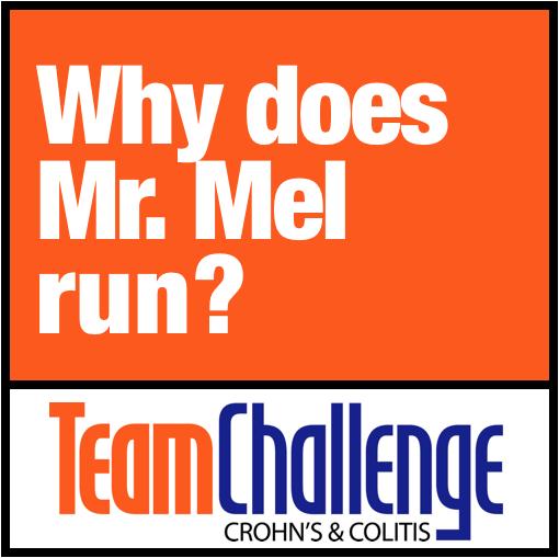 Why Does Mr. Mel Run?
