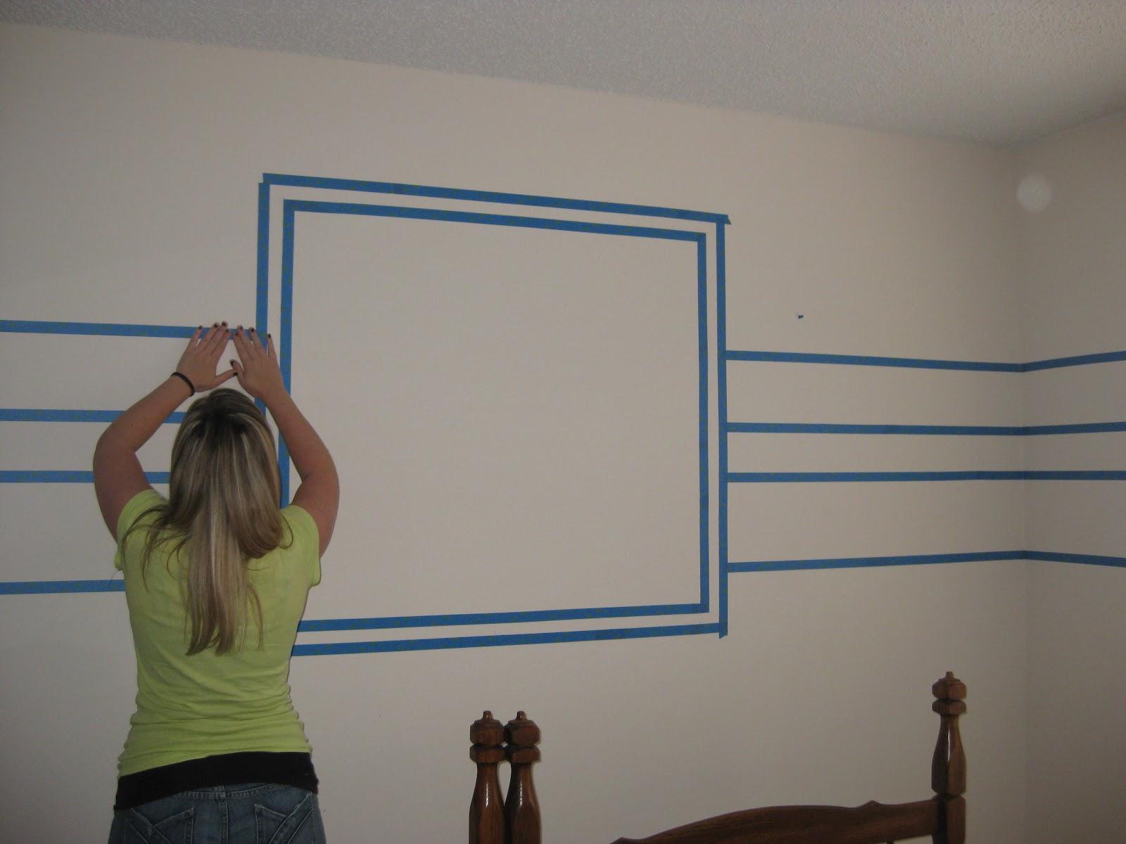 Wall Painting Ideas Stripes : Stripe wall painting ideas joy studio design gallery