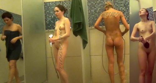 Showerroom 1494-1505 (Shower Room Hidden SpyCam)