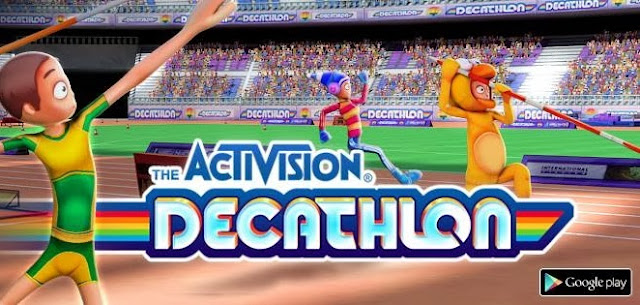 The Activision Decathlon v1.1.3 Apk + Data Full [Atualizado]