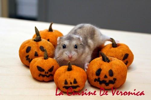 La Cuisine De Veronica Halloween Hamster