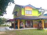 Kindy: Front view