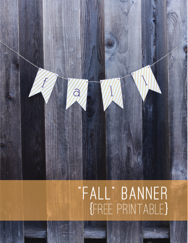 It's just a graphic of Légend Fall Banner Printable