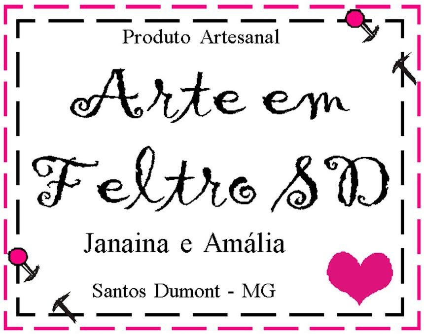 Arte em Feltro SD