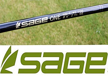 Sage Custom Fly Rods