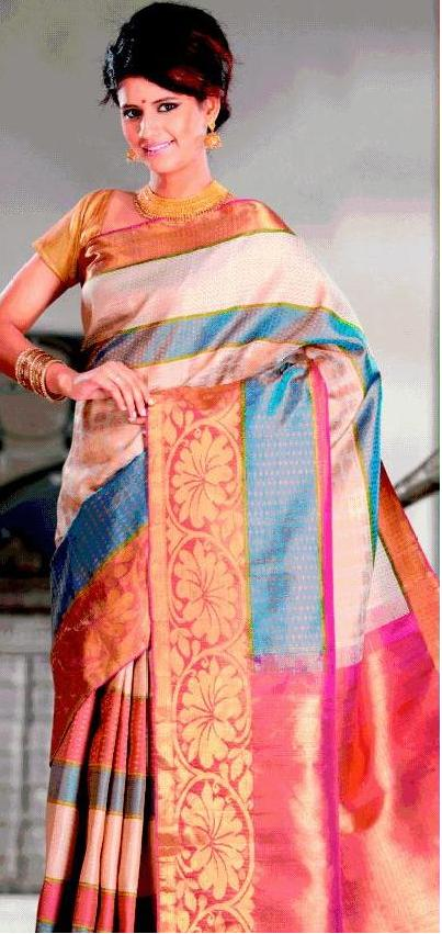 Radha Silks Diwali Collections Silk Sarees