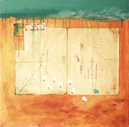 Panting by Gabriela Salgueiro