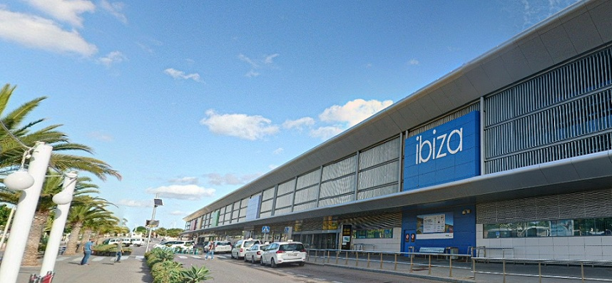 Aeropuerto Internacional de Ibiza