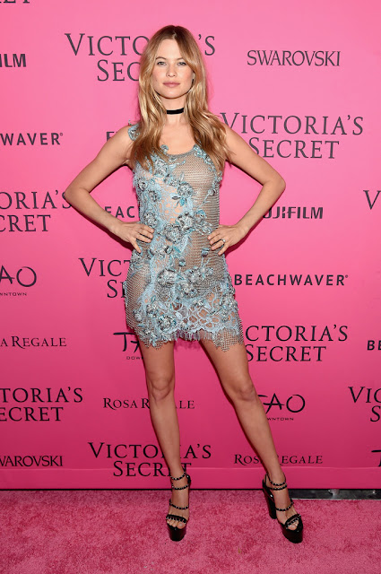 Fashion Model @ Behati Prinsloo - Victoria's Secret Fashion Show After-Party in NYC