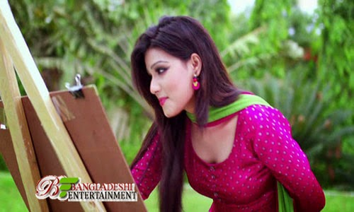 Bangladeshi Film actress