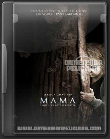 Mama (BRRip HD Inglés Subtitulada) (2013)
