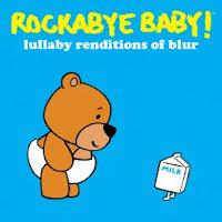 blurrockabyebaby, rockabye baby rendition blur, new blur album, blur baby album, rockabye baby blur, rockabye baby lullabies blur