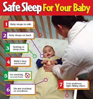 Tips for Infant Safe Sleep