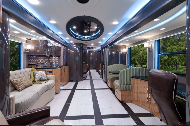 10 most expensive luxury motorhomes in the world the top 10 for 2015 foretravel ih 45 luxury motor coach