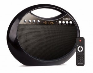Buy Mitashi Multimedia Speaker With Bluetooth Ml 3000 Rx Rs.1708