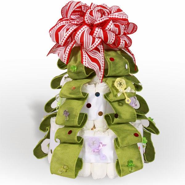 La cesta de caperucita tartas de pa ales navide as for Cesta arbol navidad