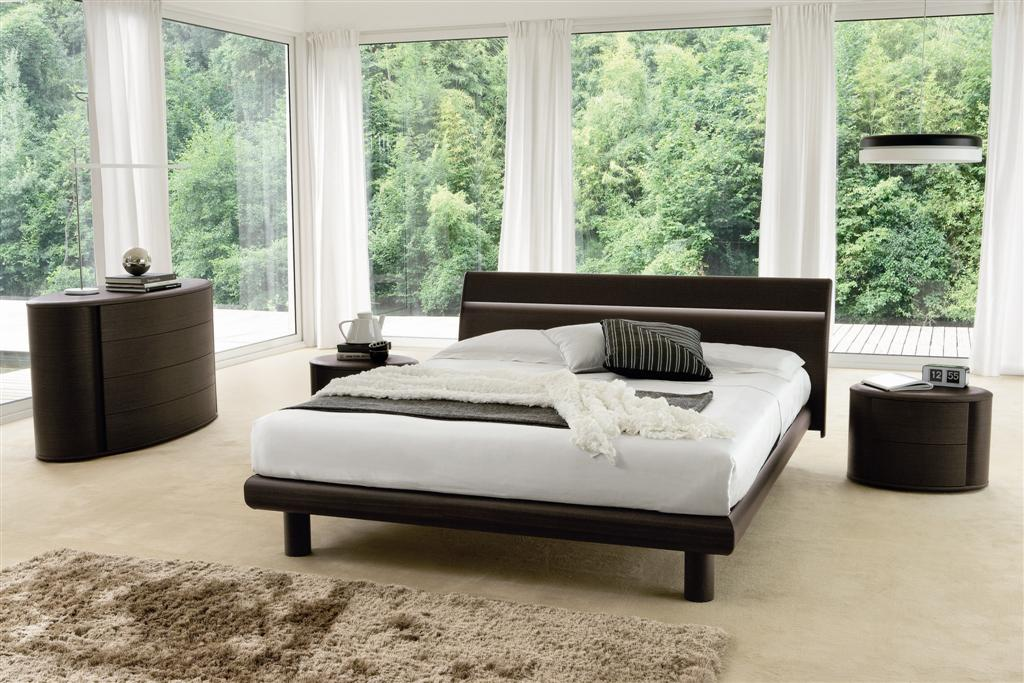Modern bedroom furniture designs an interior design for Design of bed furniture